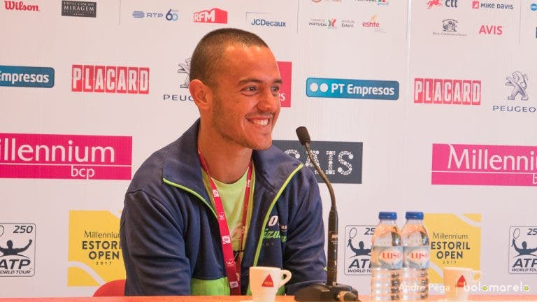 Gonçalo Oliveira: «Estou muito contente por ter conseguido aqui a minha primeira vitória em quadros principais de um torneio Challenger»