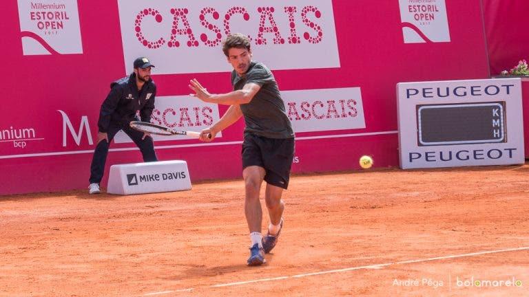 DIRETO! João Domingues luta por um lugar na final do Challenger de Mestre