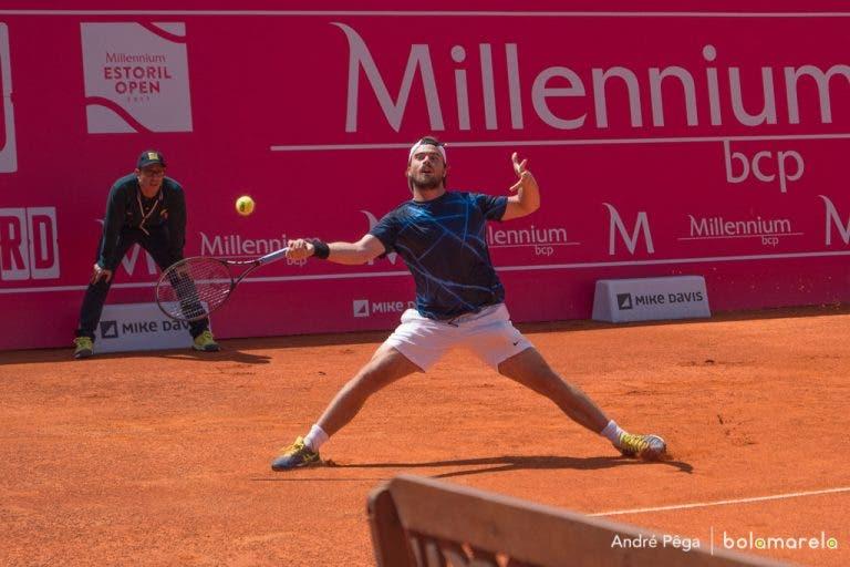 Lisboa Belém Open. João Monteiro dá (muita) luta a top 100 mas acaba eliminado na 1.ª ronda