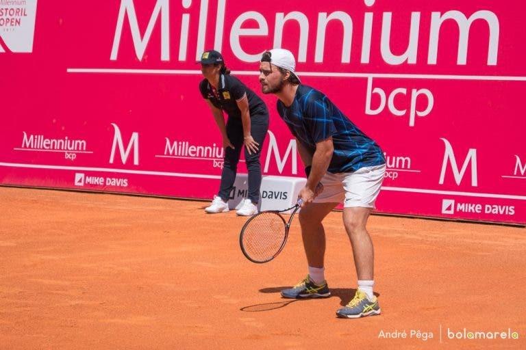João Monteiro recebe primeiro wildcard para o Lisboa Belém Open