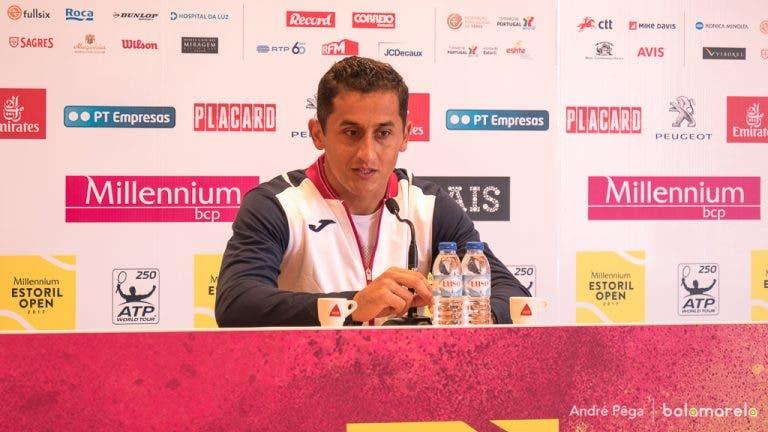 Almagro fala sobre o filho: «Quero dizer-lhe que joguei contra o Federer e derrotei o Nadal em terra»