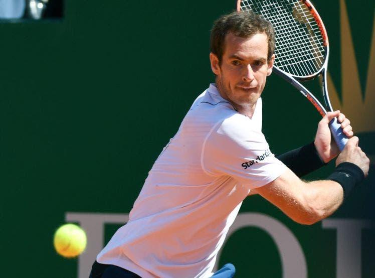 Murray eliminado do Masters de Monte Carlo!