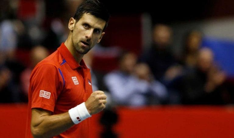Volte face: Djokovic vai jogar as Davis Cup Finals no final do ano em Madrid