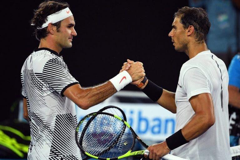 Federer era capaz de jogar com dores como Nadal? O suíço explicou (e de que maneira)