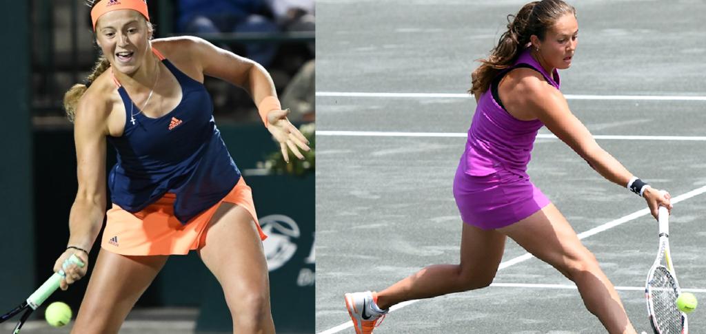 Ostapenko vs. Kasatkina: uma destas duas miúdas de 19 anos vai ganhar este domingo o 1.º título WTA