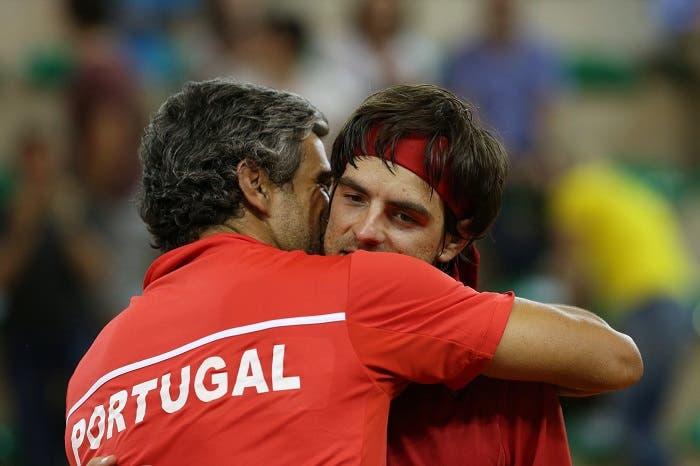 SUÉCIA-PORTUGAL, 3-2. Gastão perde e seleção portuguesa falha acesso ao 'playoff' do Grupo Mundial