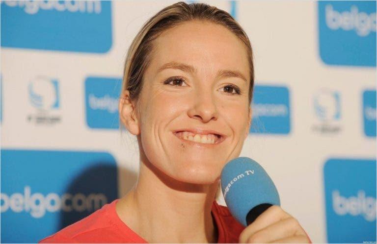Justine Henin, quatro vezes campeã, não tem dúvidas de quem é a favorita para Roland Garros