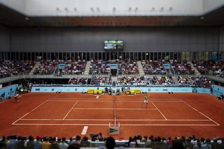 Madrid Open lança campanha promocional 'energética' para 2021