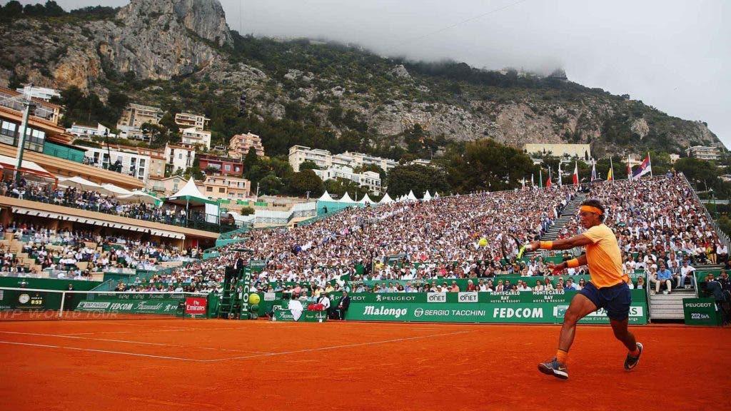 Monte Carlo. Eis o quadro completo com Nadal, Thiem e Djokovic no mesmo quarto