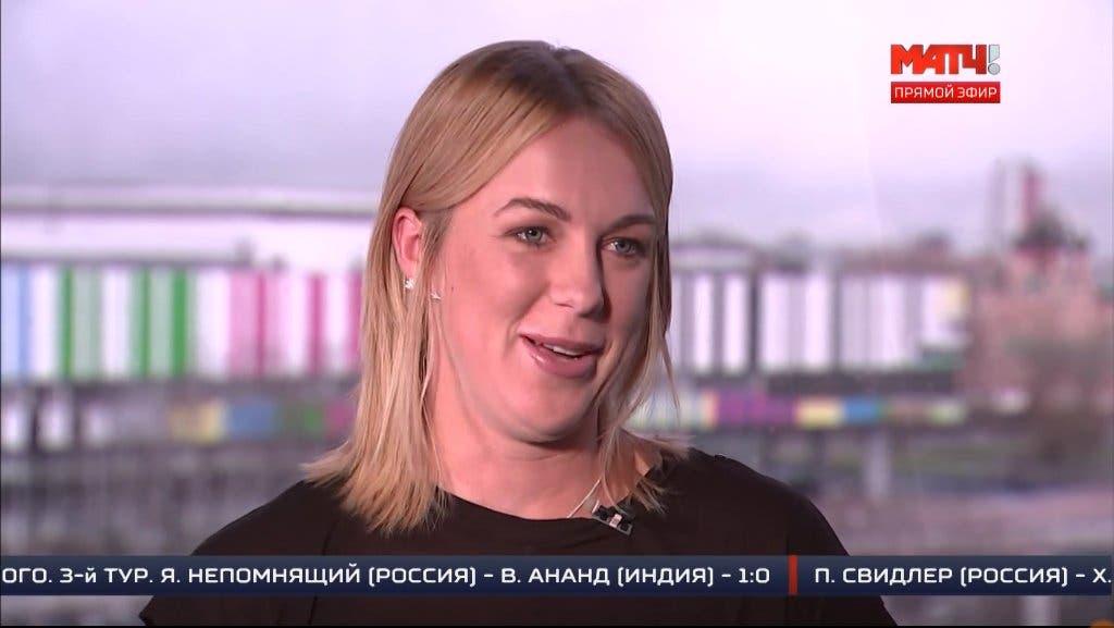 Pavlyuchenkova: «Agora não temos uma verdadeira número um…»