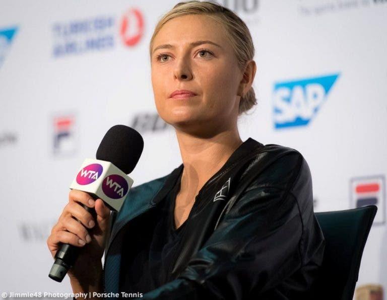 Sharapova ia encontrar-se com Bryant três dias depois do acidente mortal