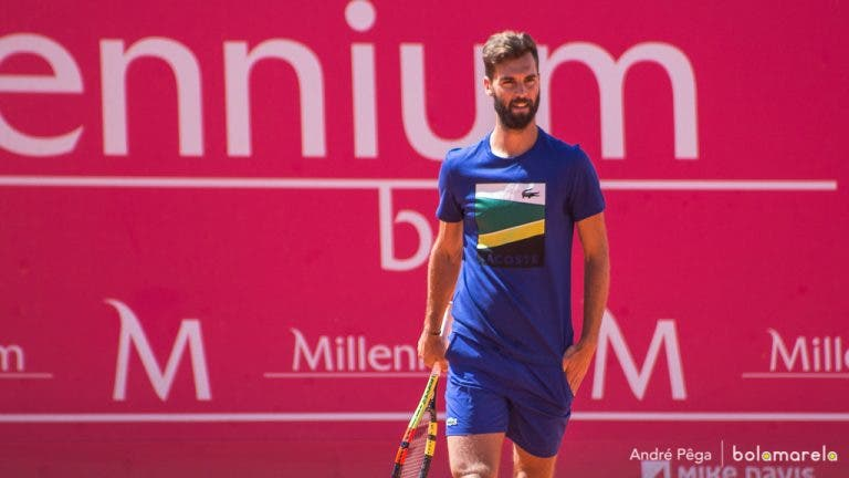Benoit Paire DESISTE do Millennium Estoril Open