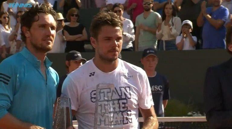 Stan Wawrinka derrota Mischa Zverev e revalida título em Genebra