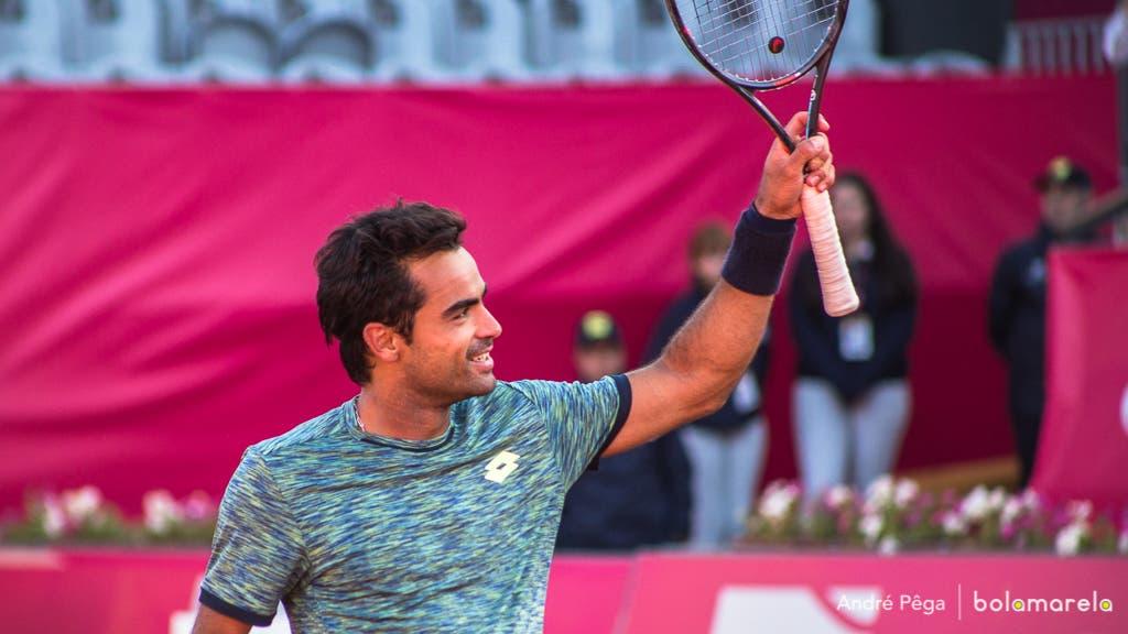 Frederico Silva bate prodígio espanhol rumo aos 'quartos' em Pune