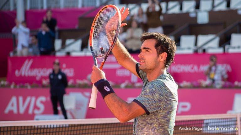 Frederico Silva derrota ex-nº 202 ATP rumo à sua quinta final da temporada