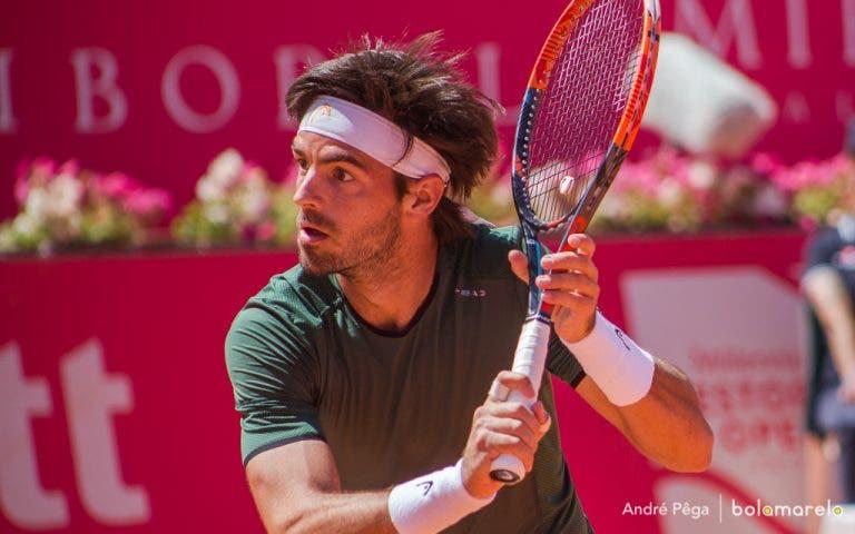 Gastão Elias defronta ex-número 1 mundial de juniores no qualifying do US Open