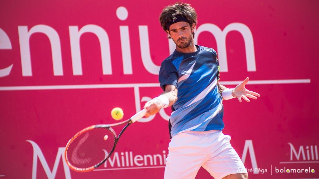 Gastão Elias defronta o campeão do Lisboa Belém Open no ATP 500 de Hamburgo