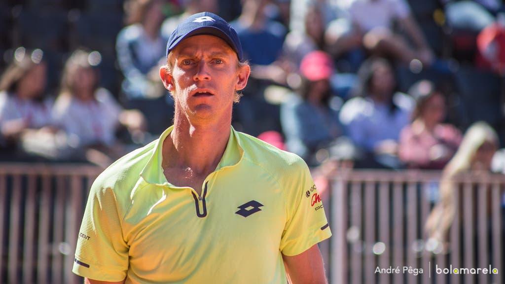 Anderson, 1.º cabeça-de-série do Estoril Open, desiste do torneio da semana anterior