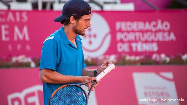 [Video] Pedro Sousa vs Maverick Banes no Challenger de Blois, em DIRETO