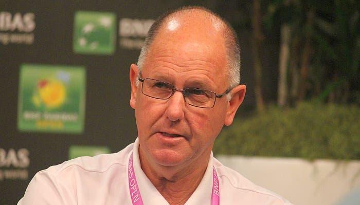 Presidente do WTA foi apanhado de surpresa com adiamento de Roland Garros