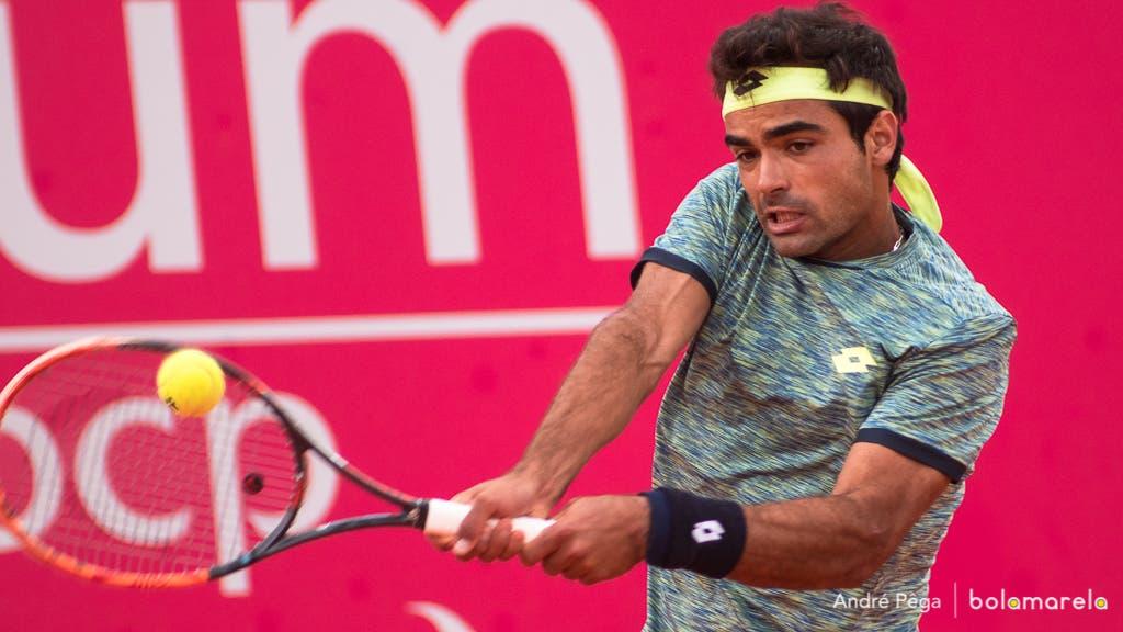 Frederico Silva esbarra no principal favorito no Porto