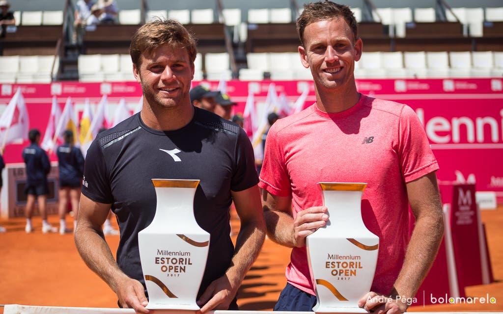Ryan Harrison e Michael Venus sagram-se CAMPEÕES de pares no Millennium Estoril Open