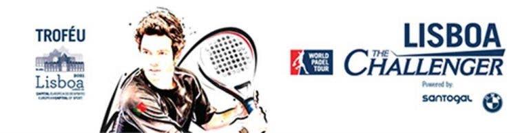 PADEL: Lisboa Challenger começa na próxima semana com seis jogadores do top-25 mundial