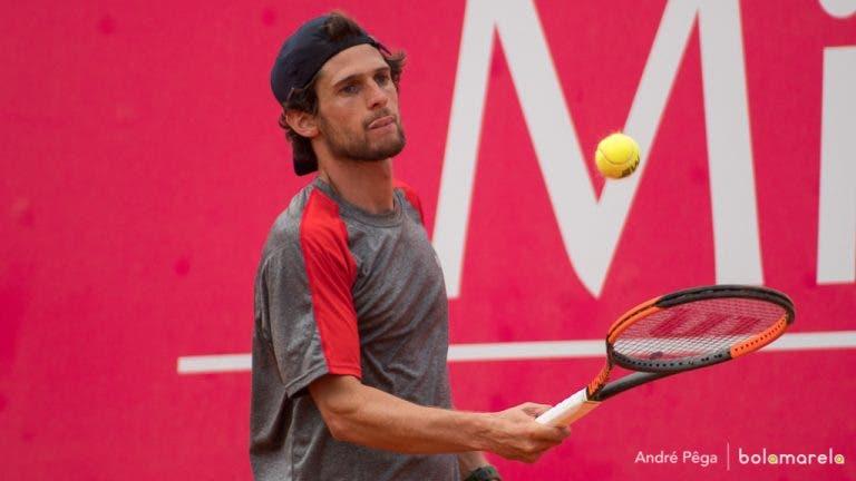 Estreia em grande: Pedro Sousa joga num dos maiores courts do Australian Open esta segunda-feira