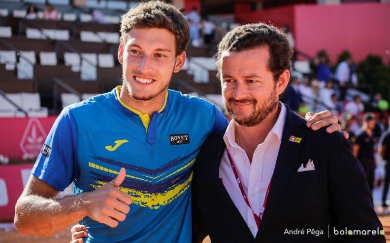 Diretor do Estoril Open admite: «Nesta altura, o mais sensato seria adiar»