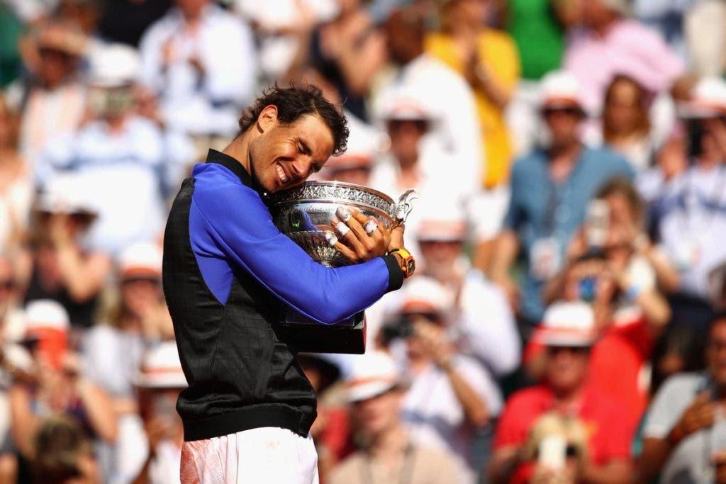 Como o mundo do ténis reagiu ao triunfo histórico de Rafa Nadal em Roland Garros