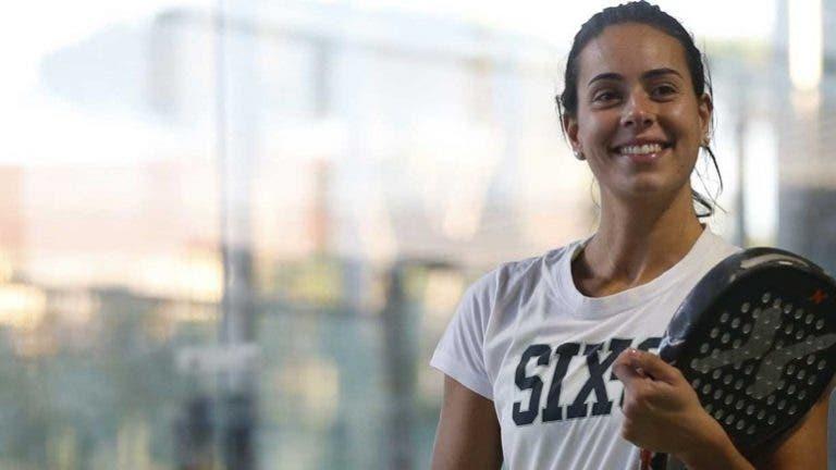 Portugal Padel Masters. Sofia Araújo garante quadro principal