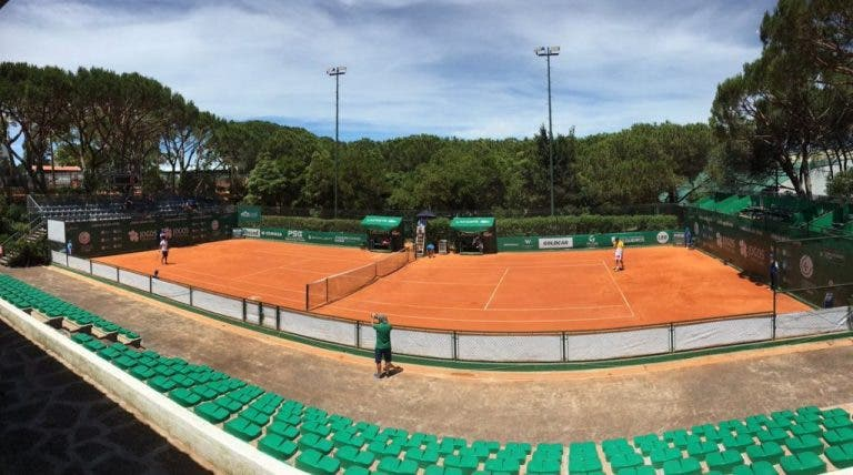 Lisboa Belém Open. Jogadores portugueses em grande número no Estádio CIF esta quinta-feira