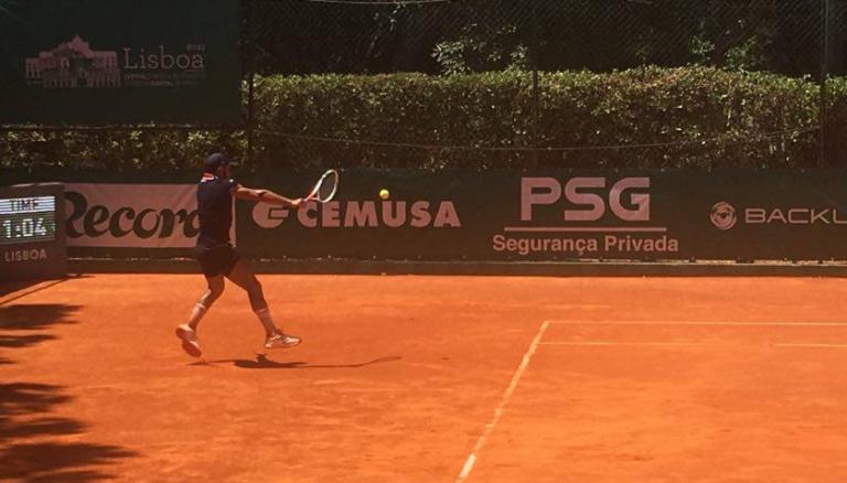 Lisboa Belém Open. Fred Gil ELIMINA top 200 rumo à 2.ª ronda do qualifying