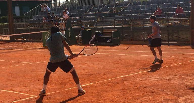 Lisboa Belém Open. João Domingues e Kiko Silva ELIMINAM segundos cabeças-de-série rumo aos quartos-de-final