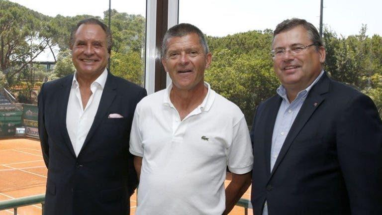 """Lisboa Belém Open poderá virar ATP? """"Vamos tentar, mas devagar"""", assume o diretor"""