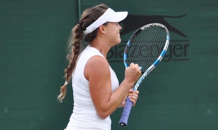 Michelle avança no qualifying de Wimbledon