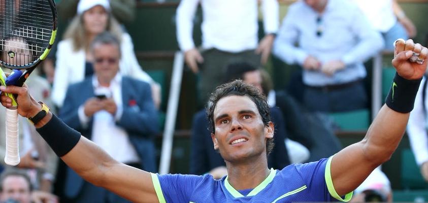 [Vídeo] Eis o match point que valeu LA DÉCIMA a Rafael Nadal