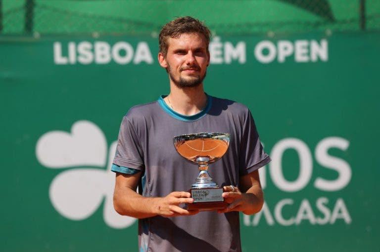 Oscar Otte é o campeão do Lisboa Belém Open