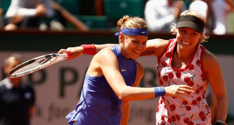 CAMPEÃS… outra vez! Mattek Sands e Safarova conquistam terceiro Grand Slam… SEGUIDO