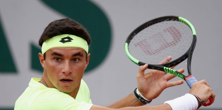 VITÓRIA PORTUGUESA. Duarte Vale dá a volta nos dois sets rumo à segunda ronda do US Open