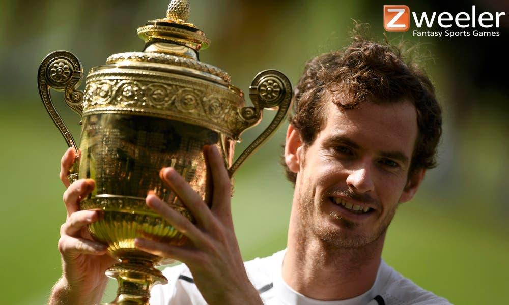 Fantasy Wimbledon: mínimo de 1000€ em prémios!