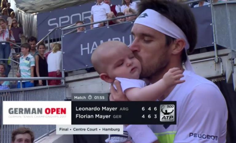 Um lucky loser mesmo lucky: Leo vence duelo de 'Mayers' e faz história no ATP World Tour