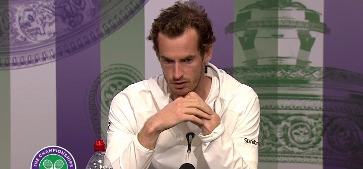 A correção de Andy Murray a um jornalista que terá deixado as irmãs Williams (entre outras) bem contentes