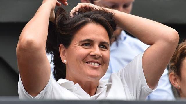 Conchita Martinez confirma que não vai acompanhar Garbiñe Muguruza nos próximos torneios