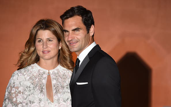 Federer: «A minha mulher Mirka às vezes nem sabe se ganhei ou perdi»