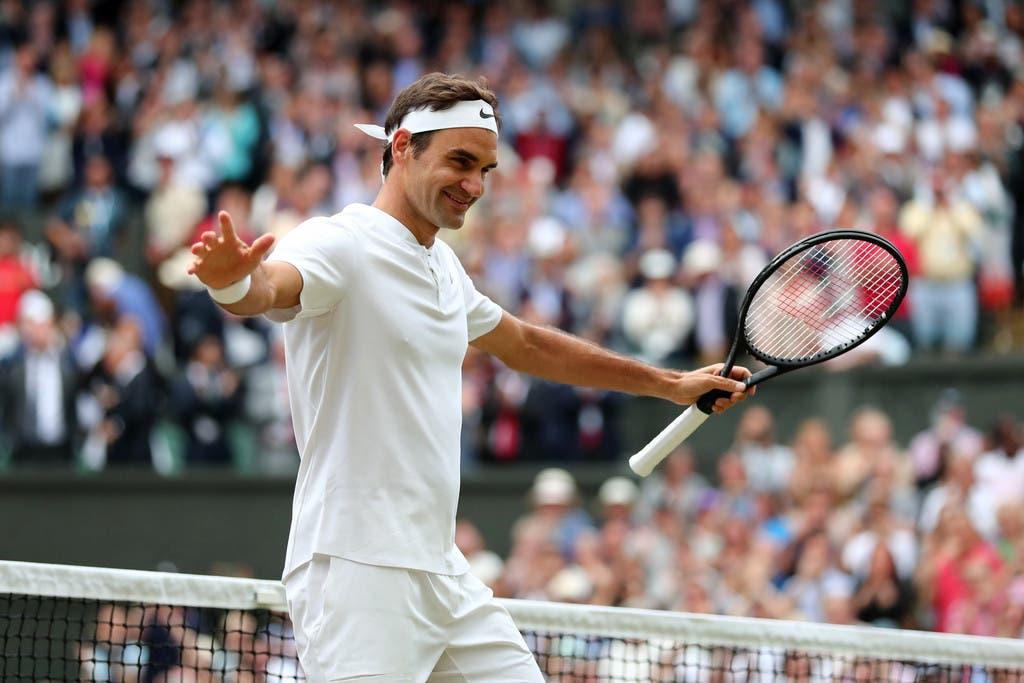 Federer revela que tem jogado com febre