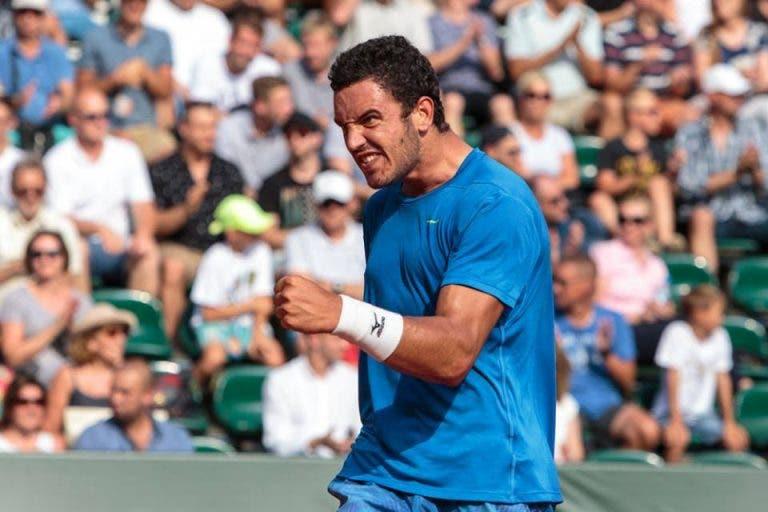 """Gonçalo Oliveira é o sétimo português da história no top 100 ATP de pares: """"Sinto-me feliz"""""""