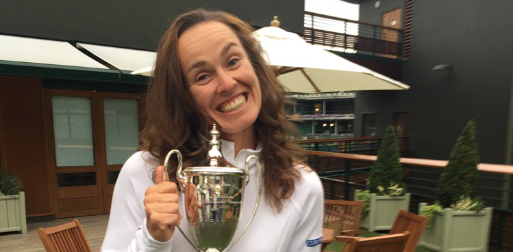 Martina Hingis: «O ténis foi a minha educação desde os dois anos»