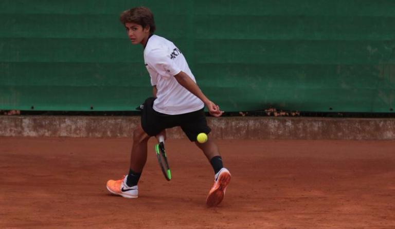 Miguel Lopes e Miguel Gomes não resistem à 3.ª ronda do Europeu de sub-14
