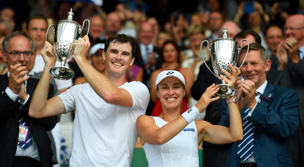 Críticas à organização de Wimbledon pelo prize-money destinado aos pares mistos